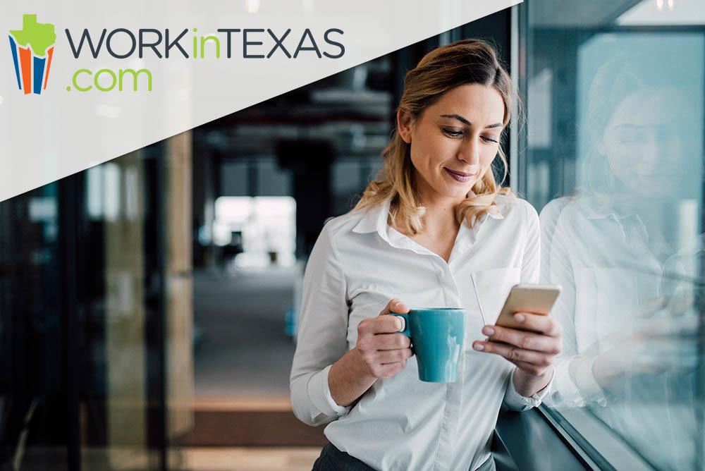 New Work In Texas Portal