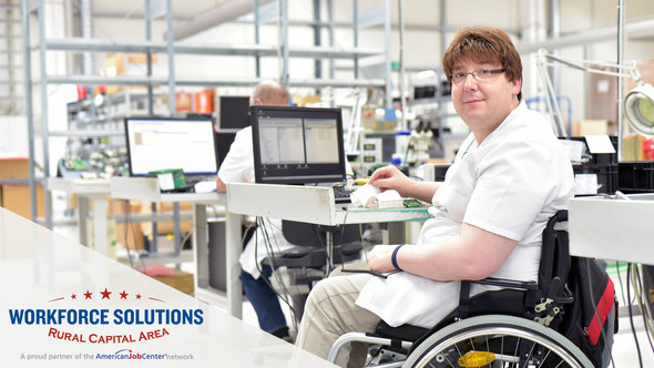 Texas Workforce Solutions-Vocational Rehabilitation Services