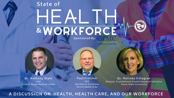 State of Health and Workforce Luncheon in San Marcos