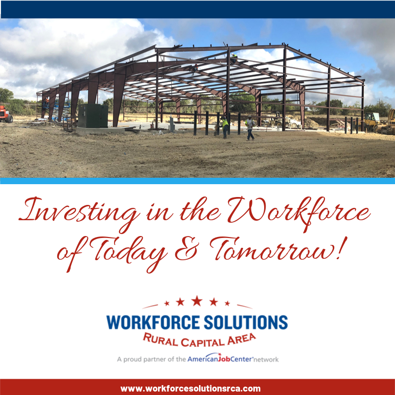 New Workforce Solutions of Hays County Office