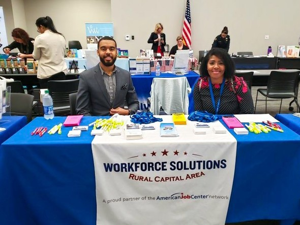WSRCA Team Joins With Community Partners at Georgetown Mental Health Expo