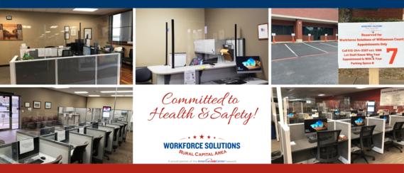 WSRCA Office Safety Glass