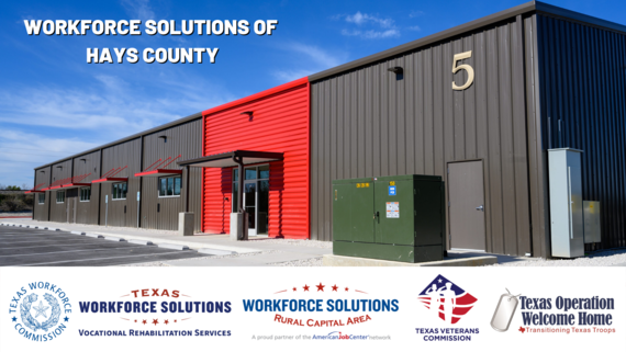 Workforce Solutions of Hays County VR Co location