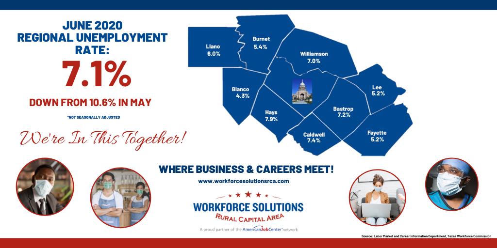 WSRCA June Labor Market Report
