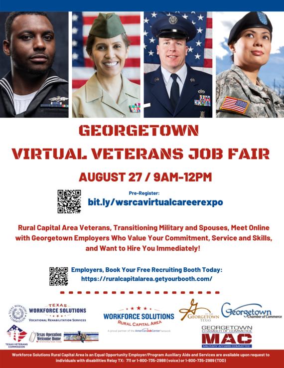 Georgetown Veterans Job Fair