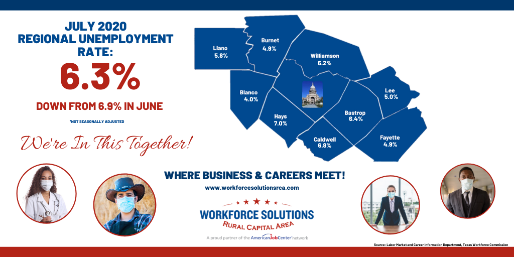 WSRCA July Labor Market Release