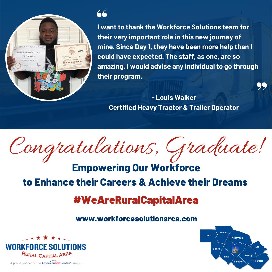 WSRCA Customer Success Spotlight Louis Walker