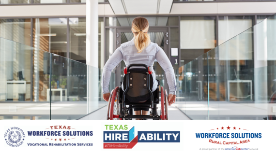 WSRCA Texas Workforce Solutions-Vocational Rehabilitation Services