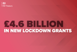 Lockdown grants