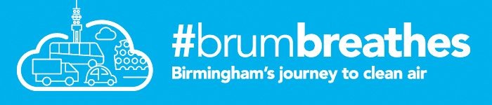 #brumbreathes - Birmingham's journey to clean air