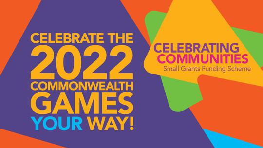 Celebrating Communities Small Grants Funding Scheme