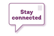 Stay Connected image