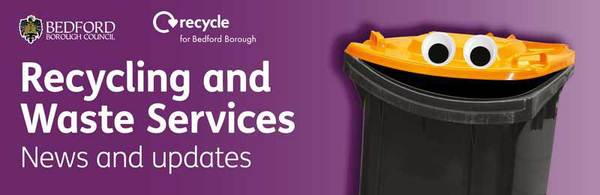 Recycling and Waste banner image