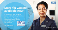 flu posters over 65