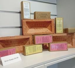 brick soaps