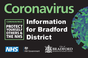 Coronavirus information for Bradford District