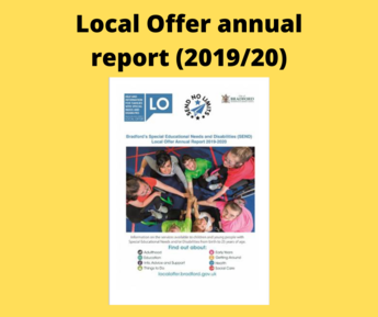 Local Offer annual report