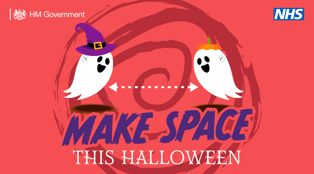 Make space this Halloween