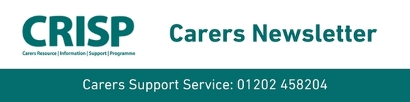 Carers Newsletter header
