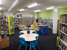 harmans water new library