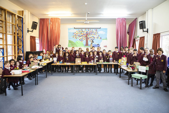 Newbold School Recycling Competition
