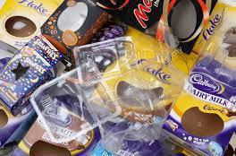 Easter Egg Packaging