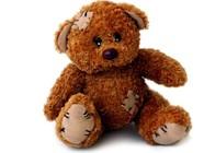 Hurt teddy