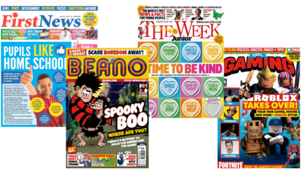 Children's Magazines on PressReader