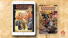 Dungeons and Dragons comic books from RBdigital