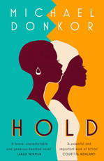Book cover of Hold by Michael Donkor