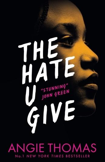 Hate U Give book cover