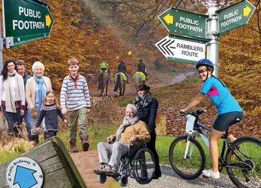 Outdoor recreation in Bracknell Forest