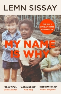 book cover of My Name is Why