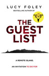 Book cover of The Guest List by Lucy Foley