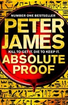 Book Cover of Absolute Proof by James Peters