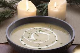 Cream Leek Potato Soup