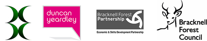 Bracknell Forest Photo Competition partner logos 2020