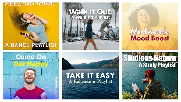 Playlists available on Freegal Music