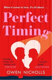 book cover Perfect Timing by Owen Nicholls
