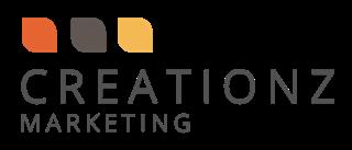 Creationz Marketing logo