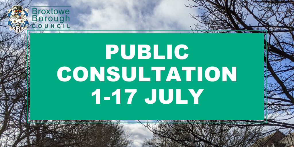 Masterplan Survey Consultation 1st to the 17th of July