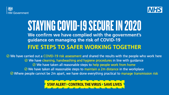 Covid secure business
