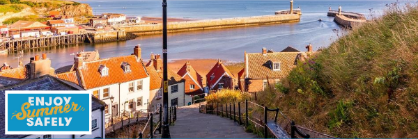 Whitby holiday