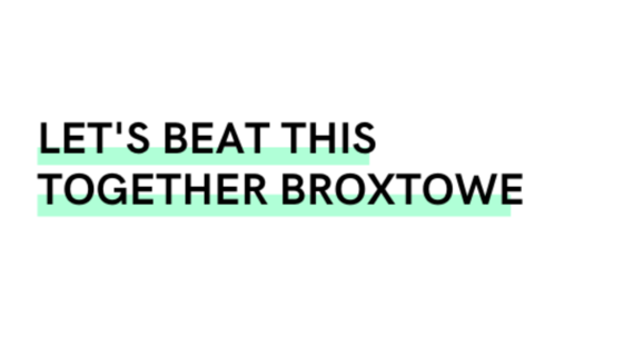 Let's Beat This Together Broxtowe