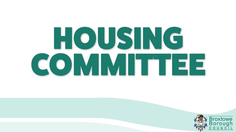 Housing committee