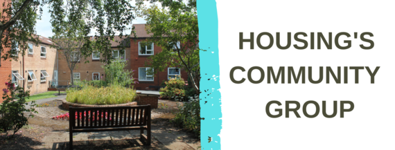 Housing community facebook group image - Southfields