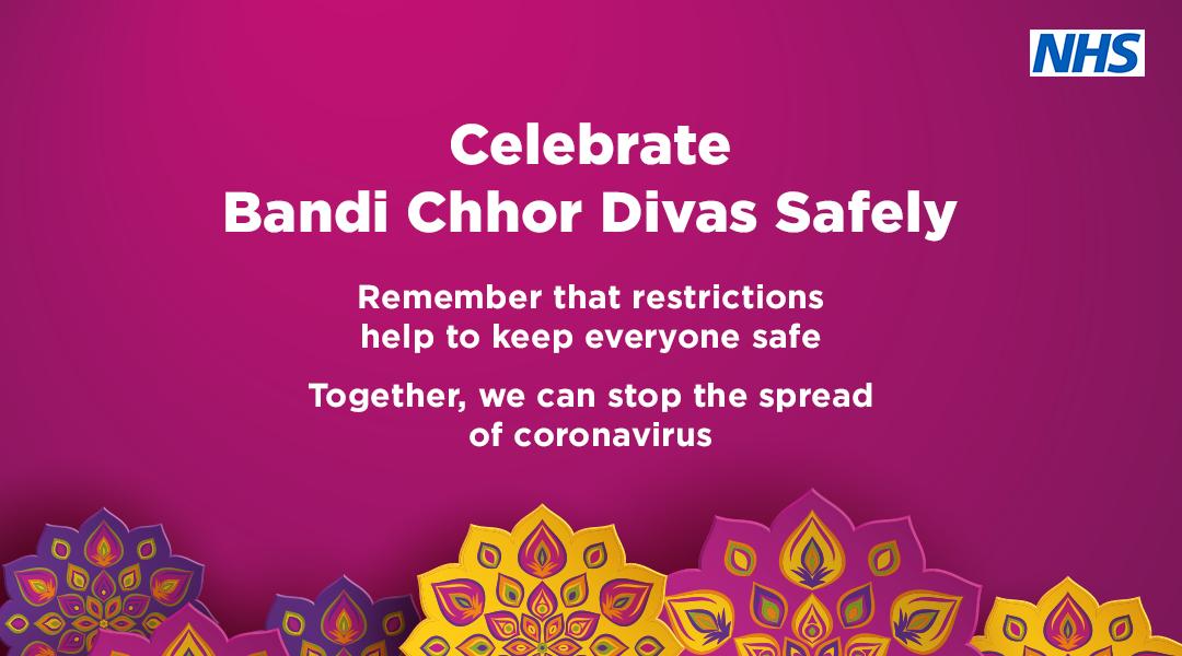 Celebrate Diwali Safely