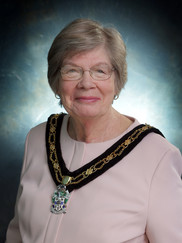 The Mayor of Broxtowe, Councillor Janet Patrick