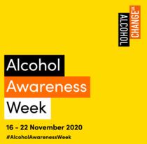 Alcohol Awareness Week 16-22 November