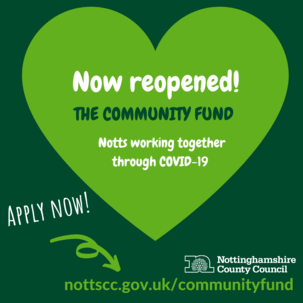Community fund reopened